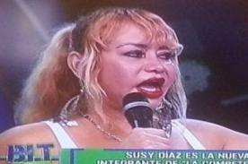 BLT: Susy Díaz y Geni Alves fueron presentadas en el reality - Video