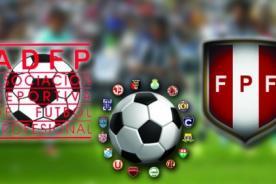Copa Inca 2014: Así quedó la tabla de posiciones tras la primera fecha