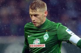 Werder Bremen: Aaron Hunt pidió que no se le cobre penal a favor - VIDEO