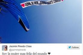 ¡Esto es Guerra!: Gino Assereto y Jazmín Pinedo se van a casar