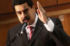 Nicolás Maduro afirma que Venezuela es un país 'democrático'