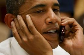 Obama no quiere utilizar otro celular que no sea BlackBerry