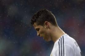 Cristiano Ronaldo: Enojado tras ser silbado por hinchas del Real Madrid - VIDEO