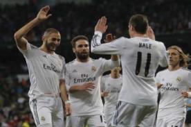 Liga BBVA: Real Madrid goleó 4-0 al Almería y es líder momentáneo