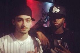 Zayn Malik trabaja con Naughty Boy en nueva canción de One Direction