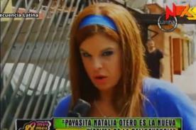 BLT: Natalia Otero denuncia haber sido asaltada junto a su familia - VIDEO