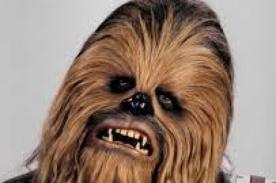 Star Wars Episodio VII: ¡Chewbacca se unió a la moda del selfie! - FOTO