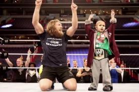 WWE: Connor Michalek cumplió su sueño de ser una estrella antes de morir - VIDEO