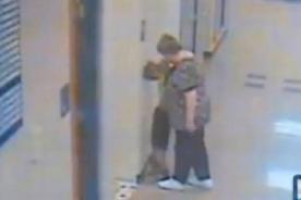 Indignante: Graban a profesora maltratando a niño de kinder [Video]