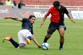 Resultado de Melgar Vs. Cienciano (0-0) - Torneo Apertura 2014