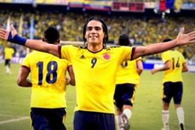 Mundial Brasil 2014: ¿Qué dijo Radamel Falcao tras la victoria de Colombia?