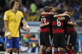 Jugador alemán confiesa el pacto que hubo con los brasileños en entretiempo