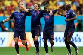 Mundial Brasil 2014: Holanda es el tercer puesto tras derrotar a Brasil