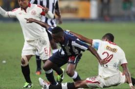 En vivo: Alianza Lima vs Universitario - Minuto a Minuto - Apertura 2014
