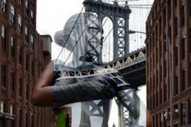 Cuerpos desnudos invaden las calles de Nueva York [Fotos]