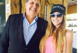 ¿Milett Figueroa se codea con la política? ¡No sabes con quién se tomó foto!