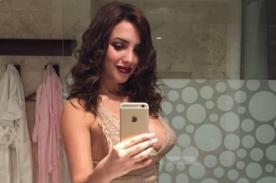 ¿EN PLAYBOY? Rosángela Espinoza causa 'TERREMOTO' con esta FOTO
