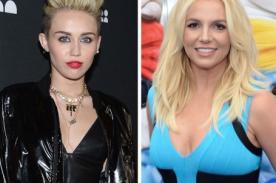 ¿Qué le regalo Miley Cyrus a Britney Spears por su cumpleaños?