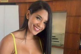 Rocío Miranda deja ver más de la cuenta dejando en 'shock' a fans - FOTO