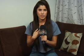Yahaira Plasencia pide ayuda al Ministerio de la Mujer por su caso