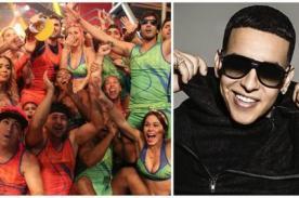 Combate: Famosa modelo se luce al lado del reggaetonero Daddy Yankee - FOTO