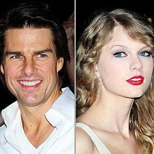 Taylor Swift podría cantar junto a Tom Cruise en una película