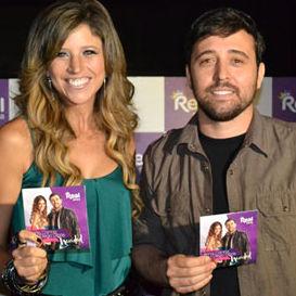Reyes del Show: Anna Carina Copello y Diego Dibós cantan a dueto Santa claus llegó a la ciudad