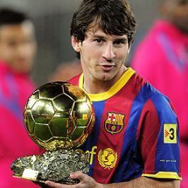 Barcelona: Lionel Messi se declara justo ganador del Balón de Oro
