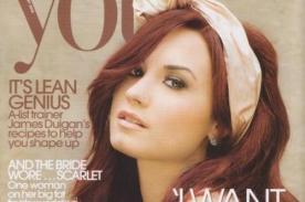 Demi Lovato: Quiero ser un mejor modelo a seguir