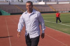 Fútbol Peruano: DT de José Gálvez dijo que no aceptará ninguna multa