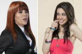 Magaly Medina: Lucía Oxenford es famosa por chaparse al esposo de otra