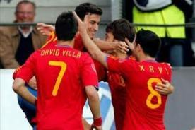 Goles del España vs Corea del Sur (4-1) - Amistoso internacional - Video