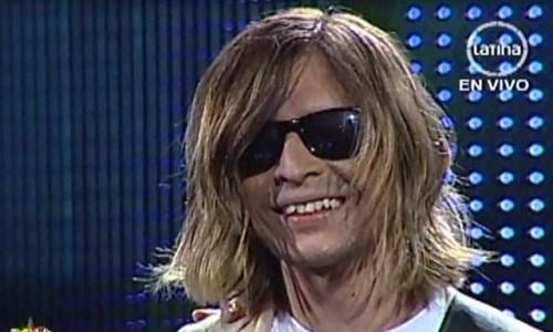 Kurt Cobain peruano: Quiero que me reconozcan como Ramiro Saavedra