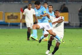 CMD en vivo: Universitario vs Sporting Cristal (0-2) - Descentralizado 2012