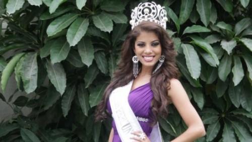 Miss Perú Universo Cindy Mejía es criticada por Ricky Martin