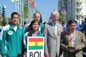Londres: Bolivia tiene los viáticos más bajos de las Olimpiadas 2012