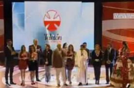 Video: Teletón 2012 recaudó más de 7 millones de soles