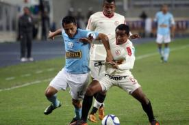 Video del Universitario vs Sporting Cristal (0-3) - Descentralizado 2012