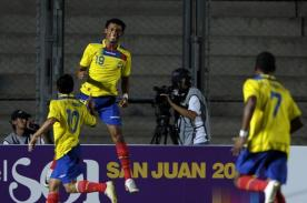 Goles del Perú vs Ecuador (1-2) - Sudamericano Sub 20 Argentina 2013 - Video