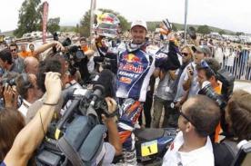 Dakar 2013: Clasificación General Final –  Etapa La Serena-Santiago (Video)