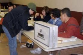 Revocatoria 2013: Multa por no votar será de 74 soles - ONPE