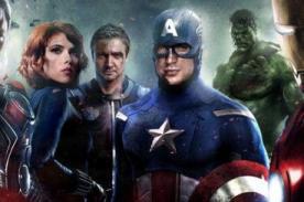 Revelan fecha de estreno de 'Los Vengadores 2'