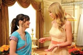 Taylor Swift: Primera imagen de su aparición en la serie New Girl