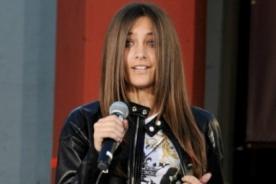 Paris Jackson no volverá a su colegio debido a bullying