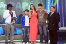 Fotos: Actores de 'El Especial del Humor' celebran el Día del Padre
