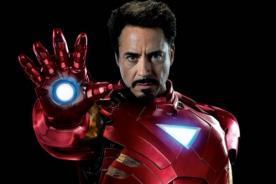 Robert Downey Jr. seguirá siendo Iron man para Los Vengadores 2 y 3