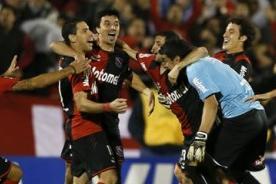 Video de goles: Newell's vs Atlético Mineiro (2-0) - Copa Libertadores 2013