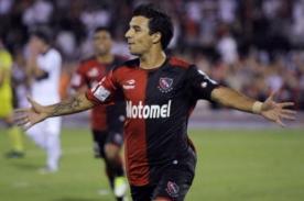 Ignacio Scocco es nuevo jugador de Internacional de Porto Alegre
