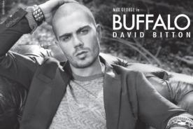 The Wanted: Max George luce sexy y atrevido como imagen de Buffalo - Fotos