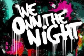 The Wanted estrena su nuevo single 'We Own The Night' - Audio